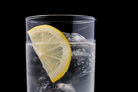 gin: Gin Fizz Stock Photo
