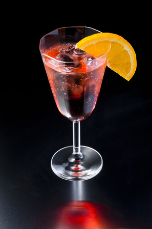 carbonic: Campari soda