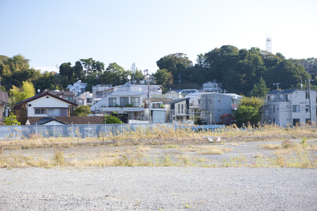urban redevelopment: Vacant land