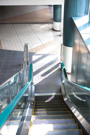 circumference: Ebisu Garden Place of escalator