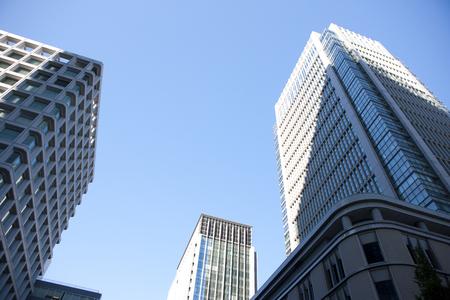 circumference: Marunouchi building Stock Photo