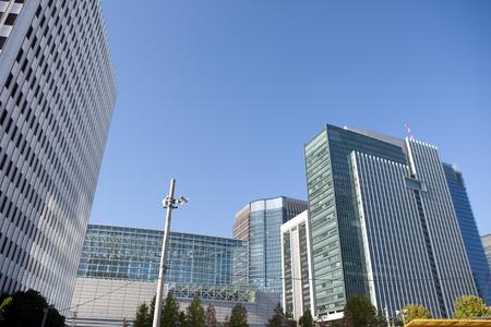 headquarters: Mitsubishi Electric headquarters building