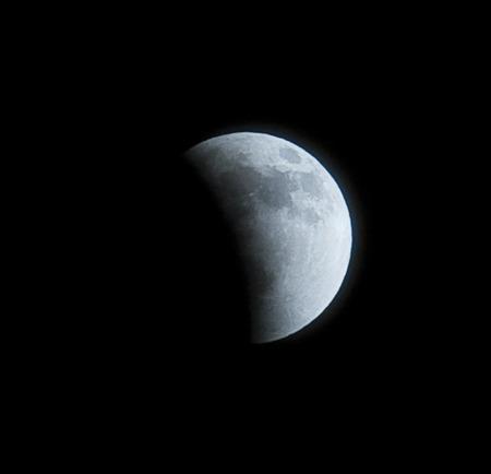 Totale maansverduistering