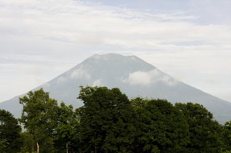stratovolcano: Mt. yotei