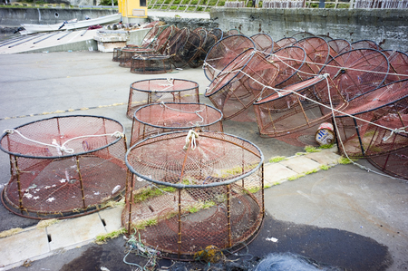 gimmick: Crab basket