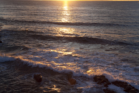sunsets: Sunsets over the Pacific Ocean