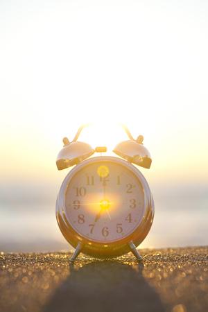 amanecer: Despertador