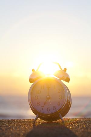 amanecer: Alarm clock