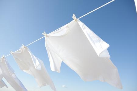 洗濯 写真素材