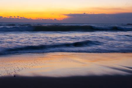 quietude: Sunrise Stock Photo