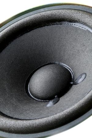 woofer: Speakers Stock Photo