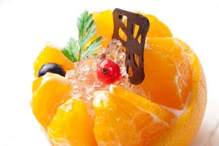 valencia orange: Orange Suites Stock Photo