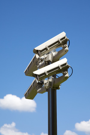 deterrence: Security camera