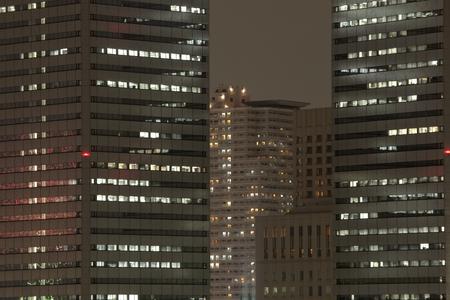 power concept: Light office building