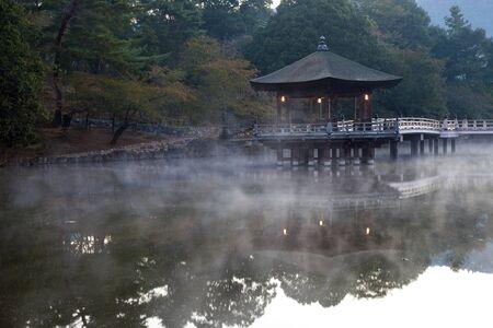 haze: Nara morning haze -Do