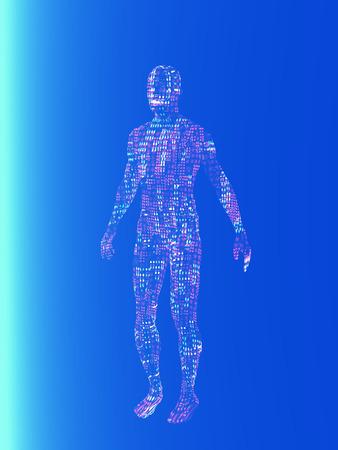 computerize: Electronic model