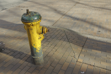 fire hydrant: Fire hydrant Stock Photo
