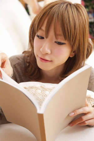 Women are reading photo