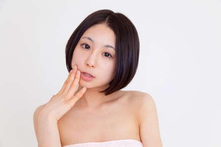 bath towel man: Women skin care