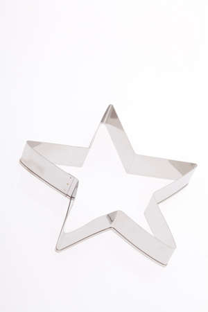 diecut: Star-shaped