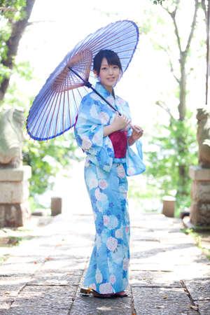 Women yukata