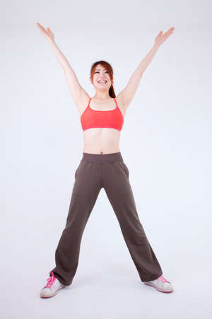 body dimensions: Women and exercise