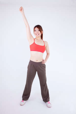 instructor: Gymnastics instructor