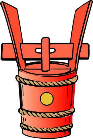 One of the barrels 版權商用圖片