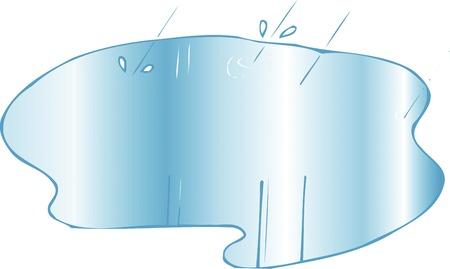 puddle: Puddle Stock Photo