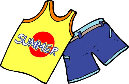 Summer Clothes Stock Photos & Pictures. Royalty Free Summer ...