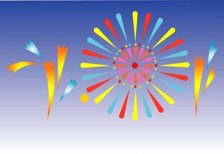 skyrocket: Fireworks