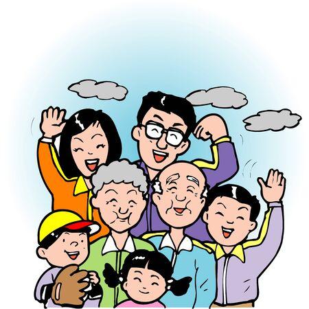 family: Sports family
