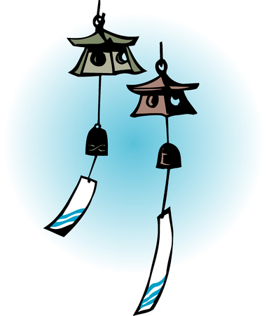chimes: Southern wind chimes