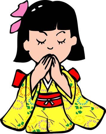 praying hands: Praying hands