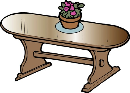 table: Table Stock Photo