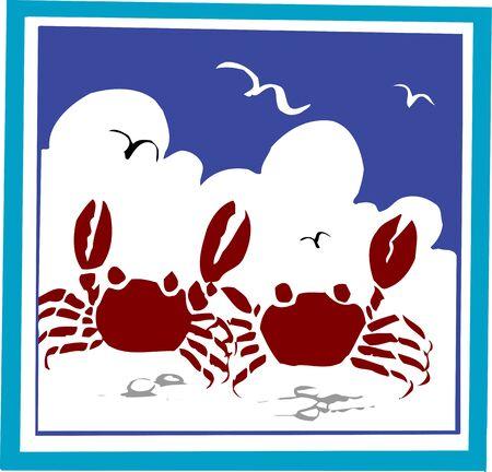 cumulonimbus: Crab