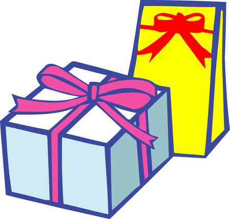 annual events: Christmas gifts