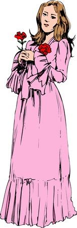 hairdo: Dress