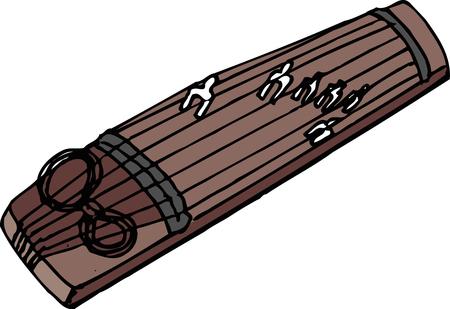 stringed: Koto