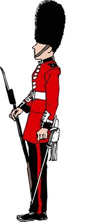 kingdom: United Kingdom guard
