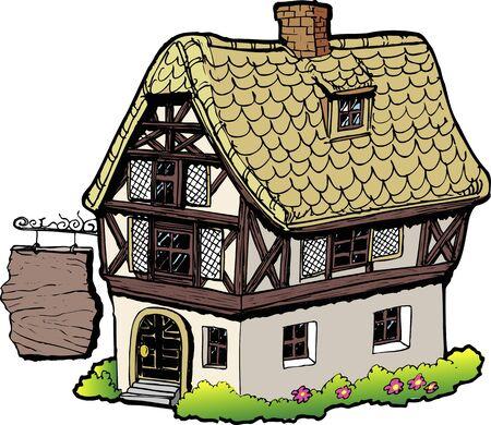 residency: European house