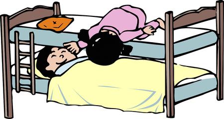 bunk bed: Bunk Bed