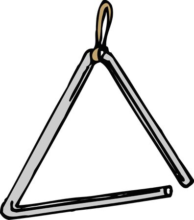 triangle musical instrument: Triangle