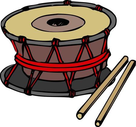 tighten: Tighten drum