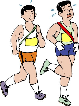 relay: Relay road race