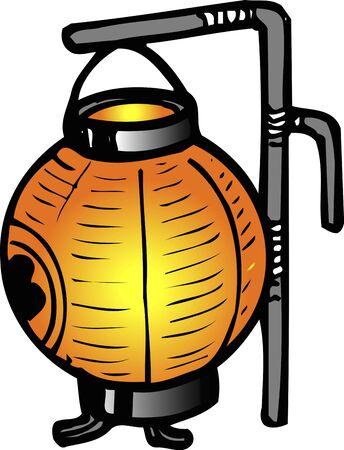 retrospective: Chinese lanterns