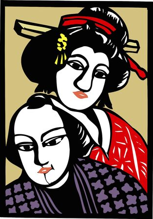 puppet: Japanese puppet theater