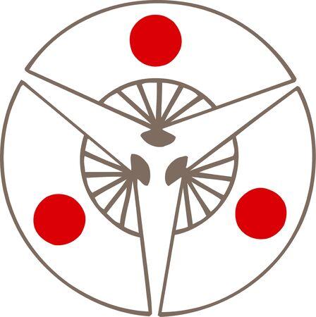 omen: Hinomaru three fan