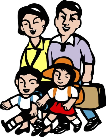 familia viaje: Family Travel