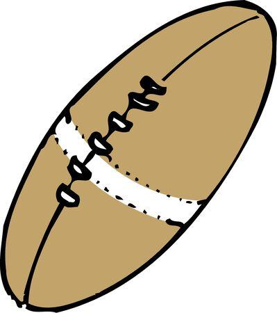 pelota rugby: Pelota de rugby